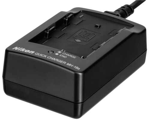 Nikon MH-18a Battery Charger