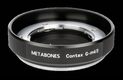 Metabones Adapter Contax G Lens to MFT