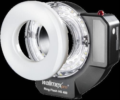Walimex Pro Ring Flash HS400