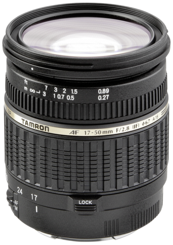Tamron SP 17-50mm f/2.8 DI II Pentax