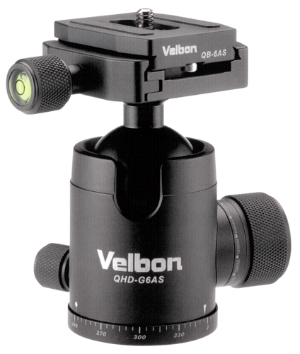 Velbon QHD-G6AS