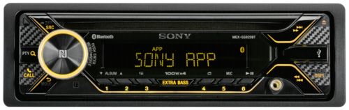 Sony MEX-GS820BT