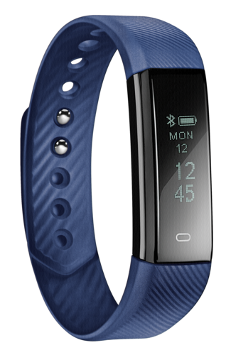 Acme ACT101 Activity Tracker blue