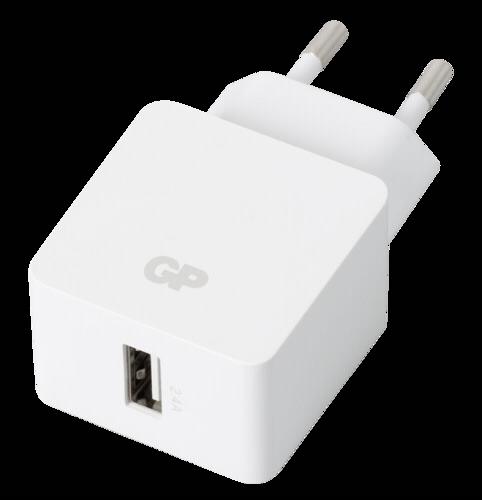 GP WA23 Wand Adapter with USB port