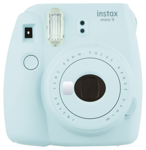 Fujifilm Instax mini 9 ice blue incl. 10 Shot Film Pack