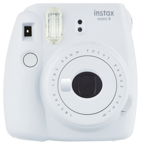 Fujifilm Instax mini 9 smoke white incl. 10 Shot Film Pack