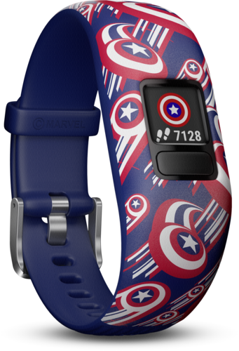 Garmin vivofit jr. 2 Captain America