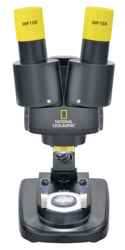 National Geographic Microscope binocular