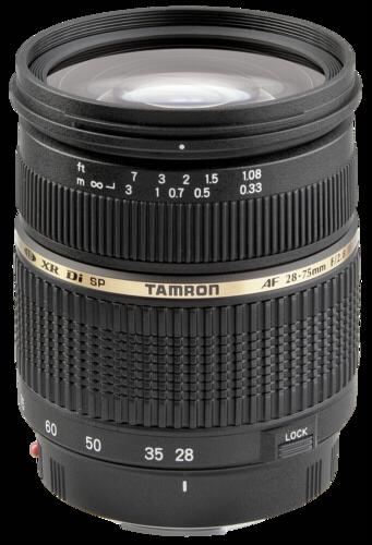 Tamron XR 28-75mm f/2.8 DI Sony