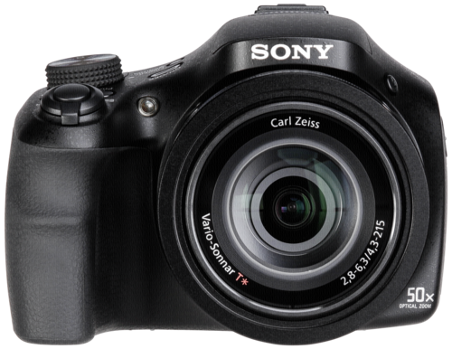 Sony DSC-HX 400V Black