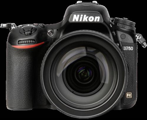 Nikon D 750 Kit AF-S 24-120mm f/4G ED VR