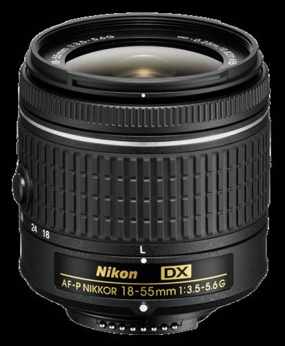 Nikon AF-P 18-55mm f/3.5-5.6 DX G