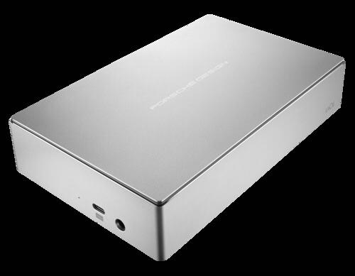 LaCie Porsche Design 8TB Desktop Drive USB 3.1