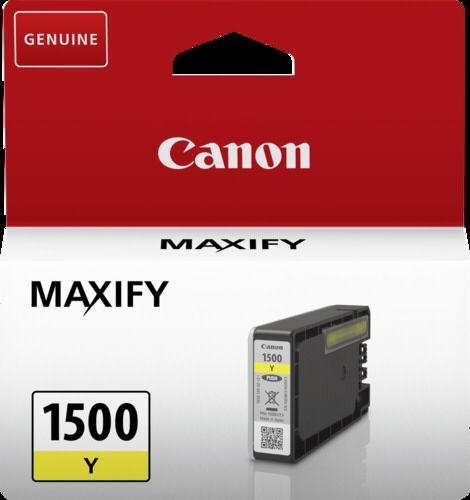 Canon PGI-1500 Y yellow