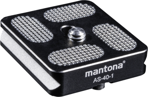 Mantona AS-40-1 quick release plate