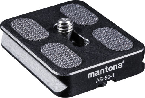 Mantona AS-50-1 quick release plate