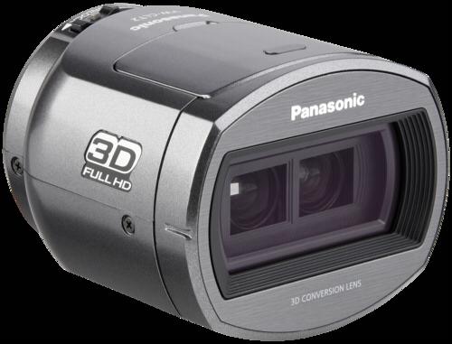 Panasonic VW-CLT 2 3D Converter