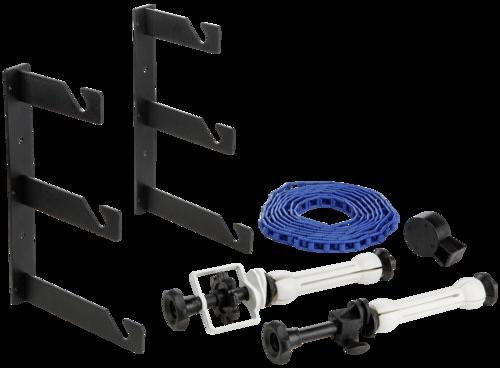 Walimex 3 Fold Background Assembling Set