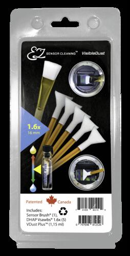 Visible Dust EZ Plus Kit Vdust 1.6 orange