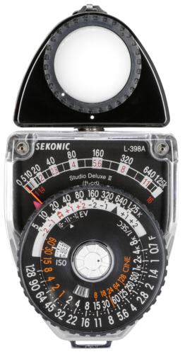 Sekonic L-398 A Studio DeluxeIII