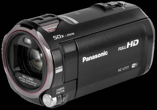 Panasonic HC-V 777EG black