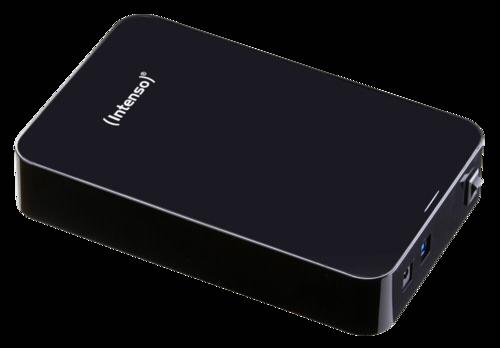 Intenso Memory Center 3.5 8TB USB 3.0 Black
