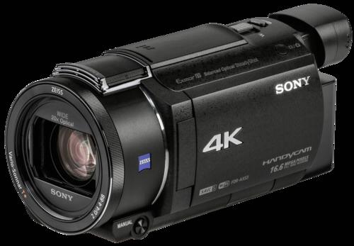 Sony FDR-AX53 Black