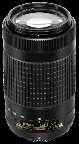 Nikon AF-P 70-300mm f/4.5-6.3G DX ED VR