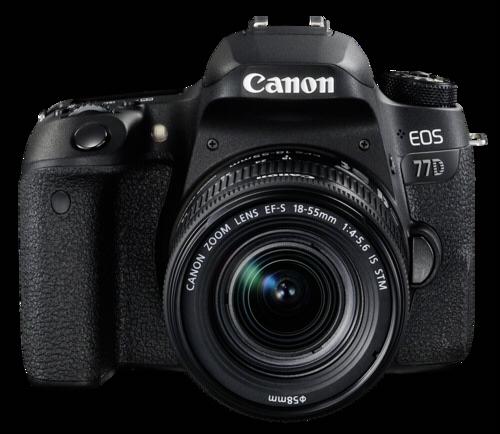 Canon EOS 77D Kit +