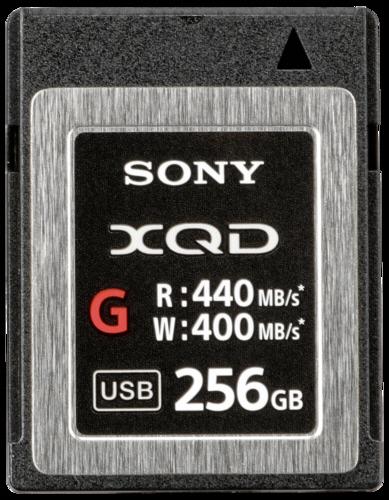 Sony XQD Memory Card G 256GB 400MB/s