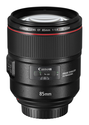 Canon EF-L 1,4/85 IS USM