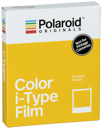 Polaroid I-type Color Film