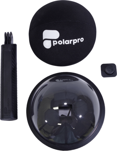 PolarPro Fifty Fifty Dome for GoPro 5 / 6 / 7