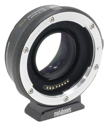 Metabones Adapter Canon EF to Sony E-Mount T Speed Booster ULTRA II
