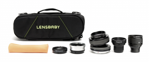 Lensbaby Composer Pro II Optic Swap Kit Nikon F