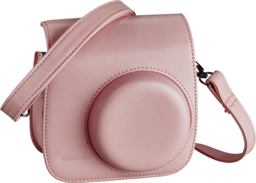 Cullmann Rio Fit 100 Camera bag for Instax Mini 8/9 pink