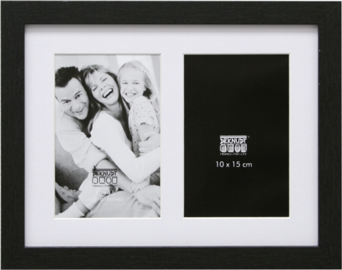 Deknudt S66KA2 Gallery Wood 2x10x15 black
