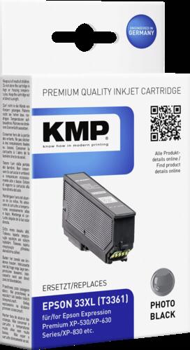 KMP E216PHX cartridge Epson 3361XL photo black