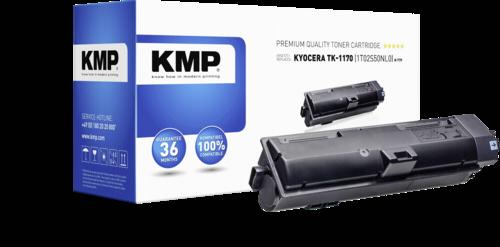 KMP K-T79 toner Kyocera TK-1170 black