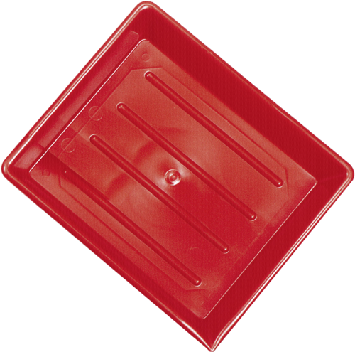 Kaiser Lab Trays 30x40cm red