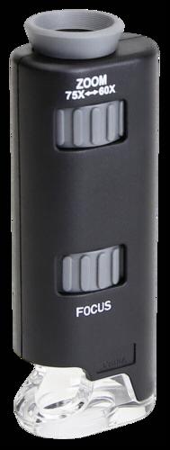 Carson MM-200 Microscope w. LED 60-75x