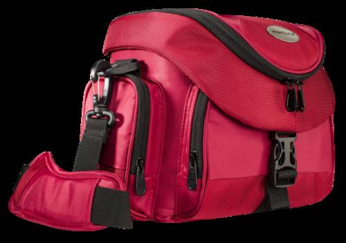 Mantona Premium Photo Bag Red/Black