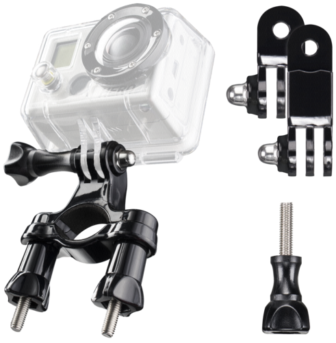 mantona bicycle mounting incl. angle piece for GoPro