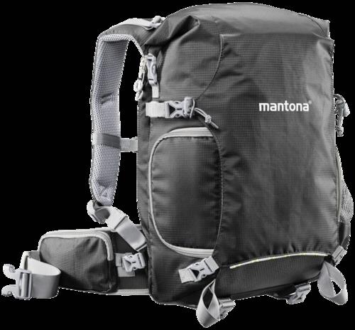Mantona ElementsPro 30 Outdoor Backpack Black