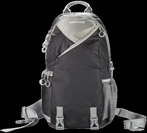 Mantona ElementsPro Outdoor Sling Bag Black