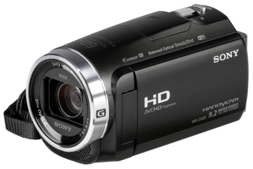 Sony HDR-CX 625 Black