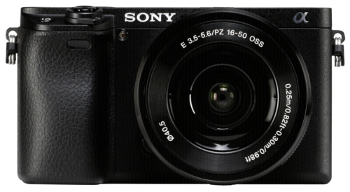 Sony Alpha 6300 Black Kit SEL 16-50mm