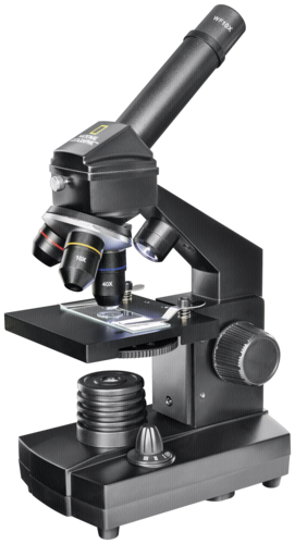 National Geographic Microscope Set 40x-1024x USB with Case