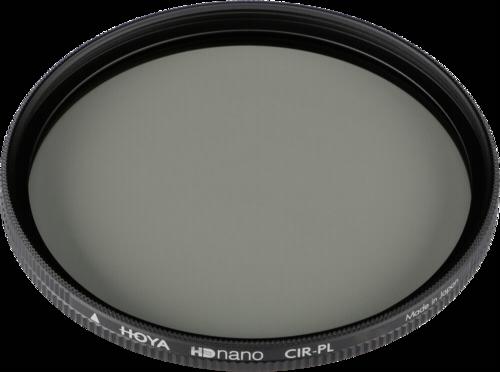 Hoya Circular Pol HD Nano 58mm