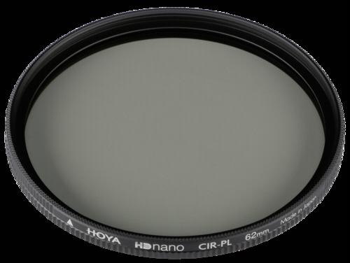 Hoya Circular Pol HD Nano 62mm